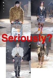 High-Fashion, Hobo Chic